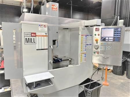 Haas Super Mini Mill Haas 32 BIT 3 Axis