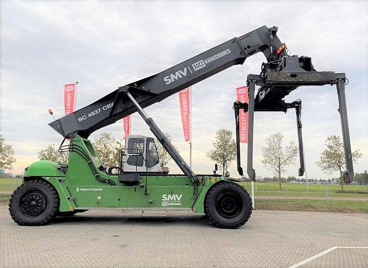 SMV SC4537CBX5 45000 kg