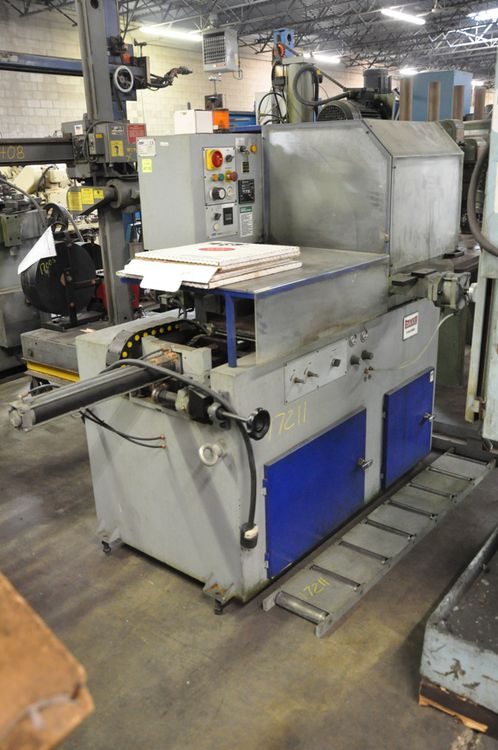Dake 370-PP NON FERROUS COLD SAW Fully Automatic