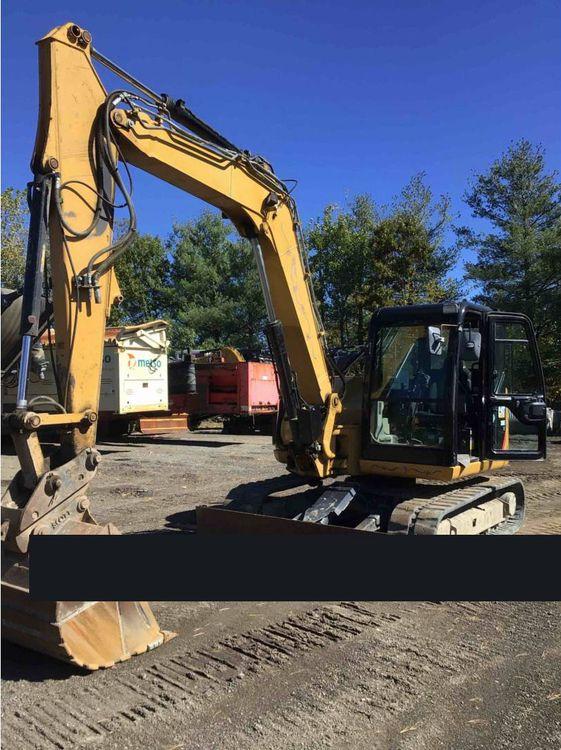 Caterpillar 308ECRSB Tracked Excavators