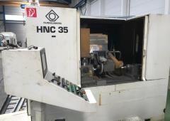 Klingelnberg HNC 35 2400 rpm CNC controlled Gear Hobbing Machines