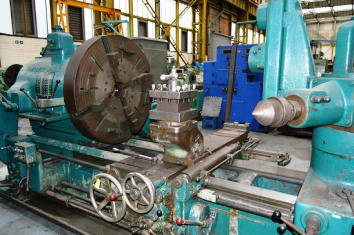 Herbert Engine Lathe Max. 360 rpm 14/45 Combination Turret Lathe