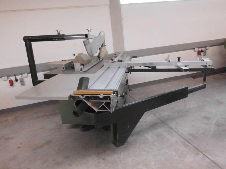 Altendorf F45, Sliding table saw