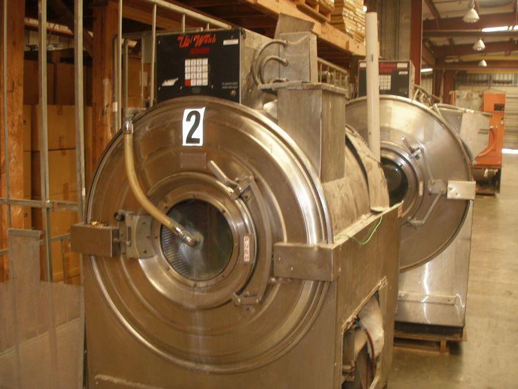 Unimac UW85P4 Washer Extractor