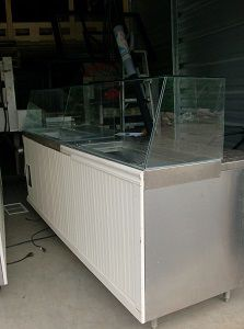 Others TSC-C1-84-30, REFRIGERATED COUNTERS WORK