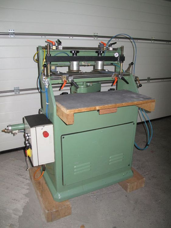 Omec 750, Shaper for boxes