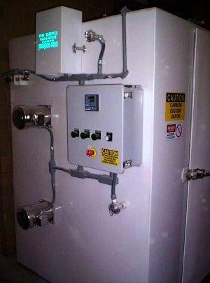 Others Nitrogen Freezer Cabinet