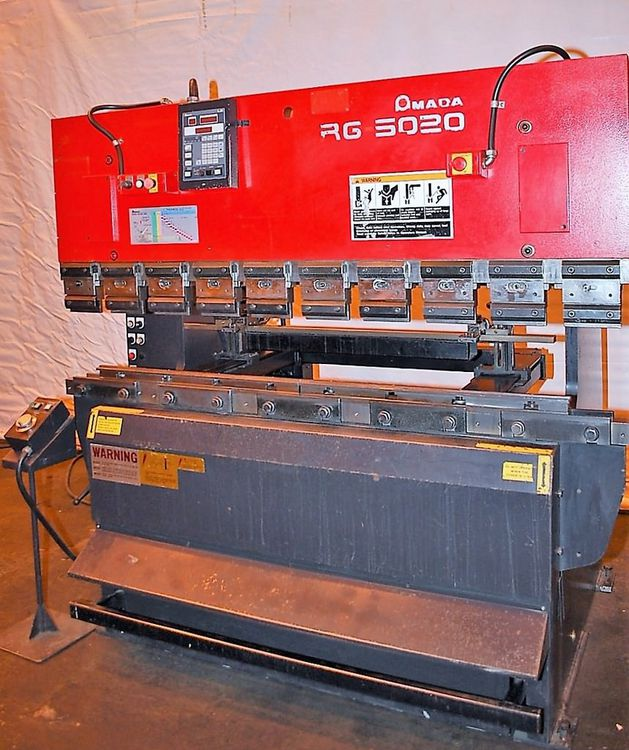 Amada RG-5020LD 50 Ton