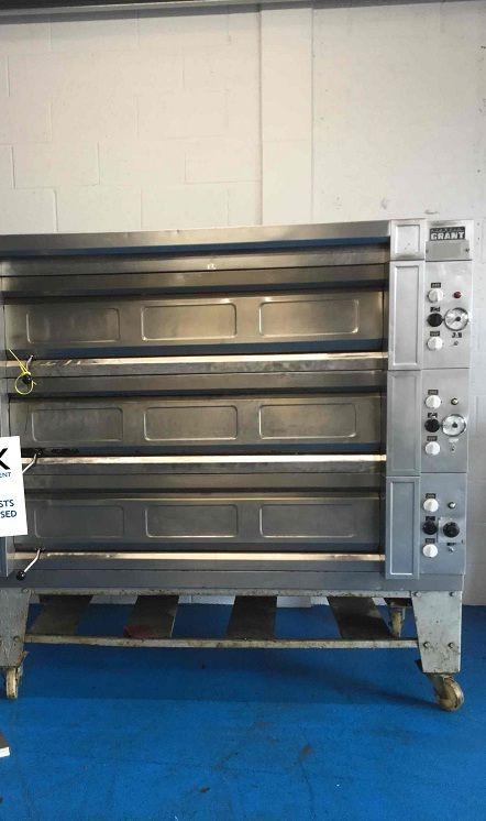 Electro Grant Deck Oven