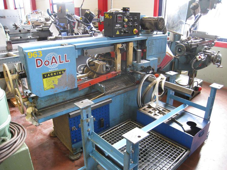 Do All C916A Bandsaw Automatic