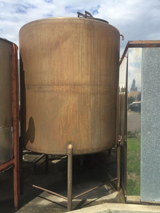 Other 4,000LT Stainless Steel Storage Tank