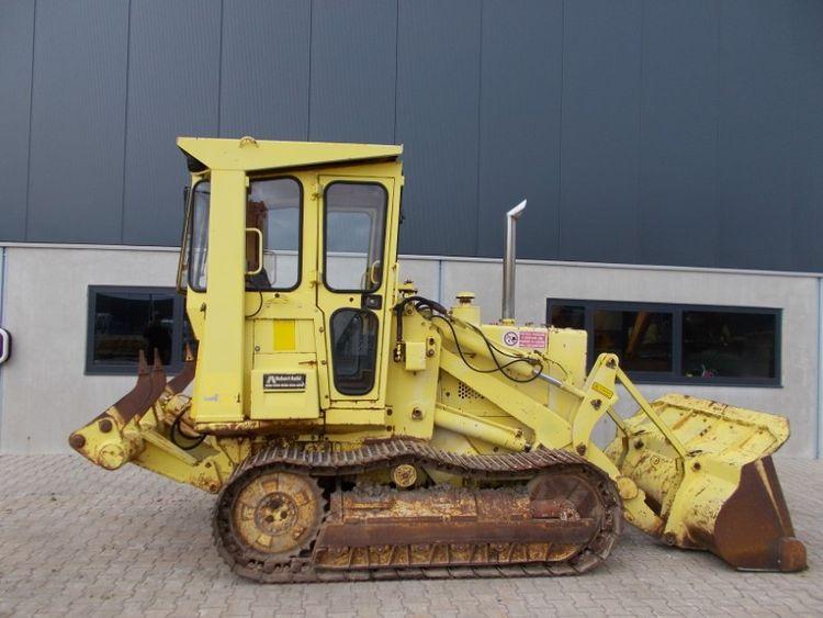 Fiat FL5 Bulldozer