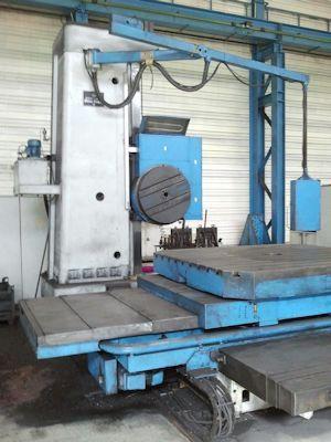 Union BFT 125/5K 125 mm 710 rpm