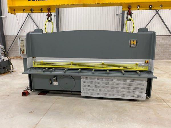 """Haco HSLX 3006 (10ft x 1/4"""") Hydraulic Shear"""
