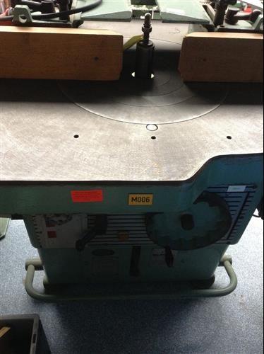 Euro EC Wood milling machine