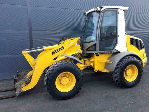 Atlas AR70 Wheel loaders