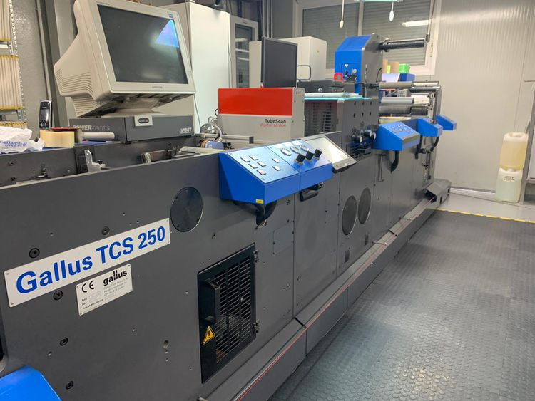 Gallus TCS 250-5