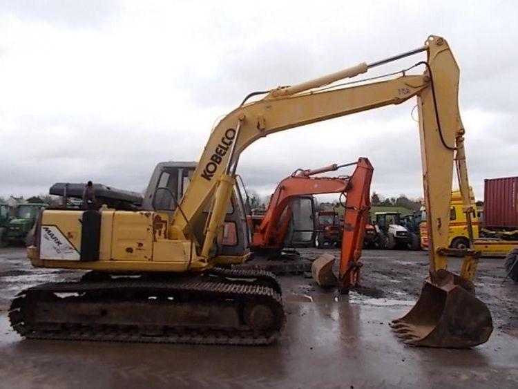 Kobelco SK 130LC-6 Excavator