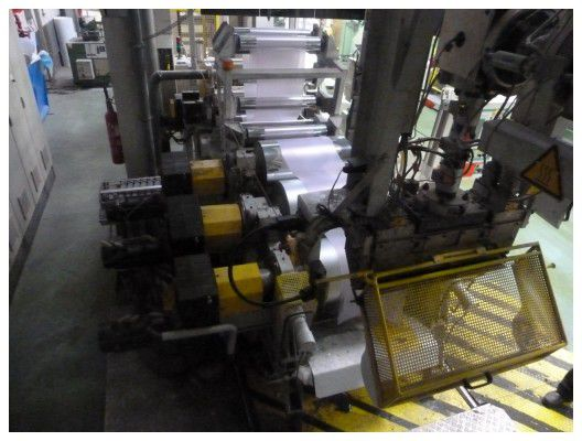 SML Sheet Extrusion line