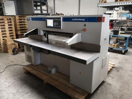 Wohlenberg 115 Pro-Tec