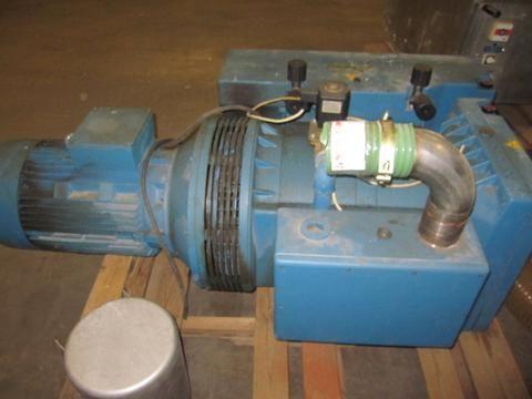 Rietschle 500, Vacuum Pump