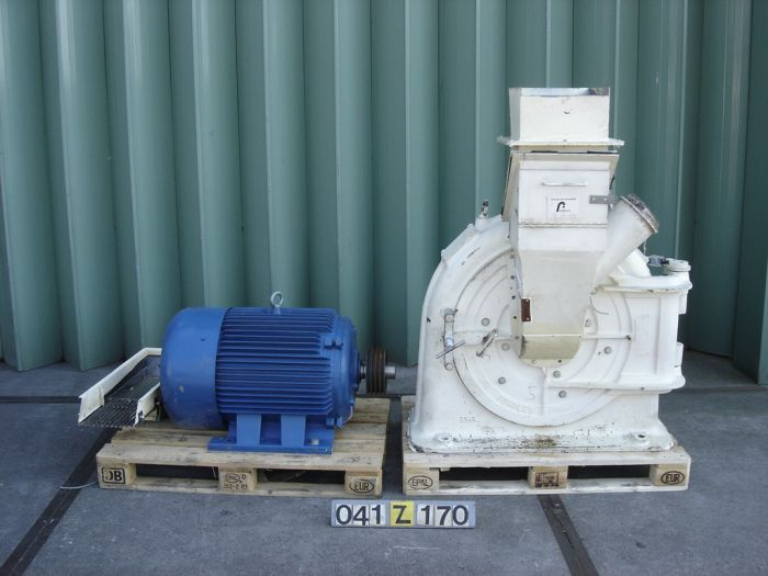 Forplex FL-4 Size reduction mill