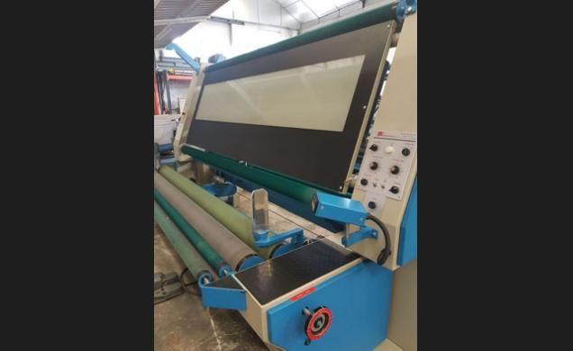 La meccanica Inspecting and Rolling Machine