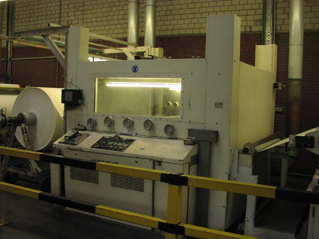 Sucker muller SF2 200 Cm Emerizing Machine
