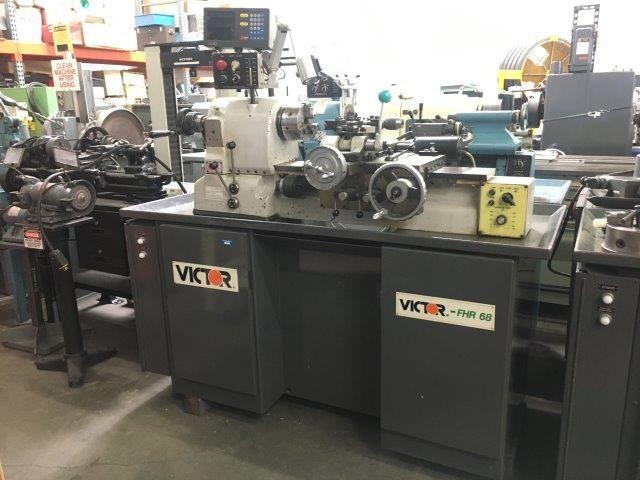 Victor Engine Lathe Max. 4000 rpm FHR68