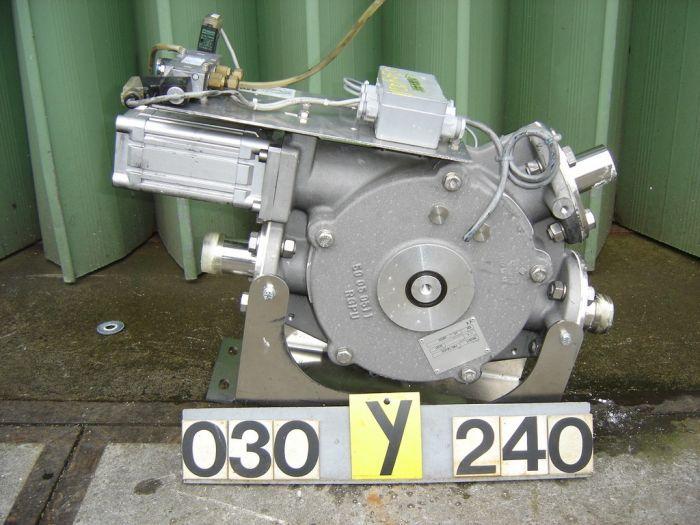 Azo Transport Rohrweiche GE50 FE 24V=AL