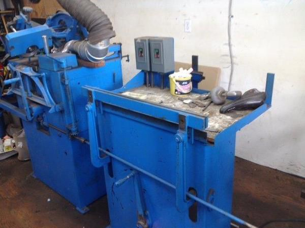 Armstrong #2, Bandsaw Sharpeners (two only)