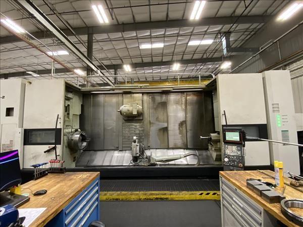 Mazak Mazak Mazatrol 640M CNC Control 10,000 RPM INTEGREX E-650H CNC TURNING CENTER 2 Axis