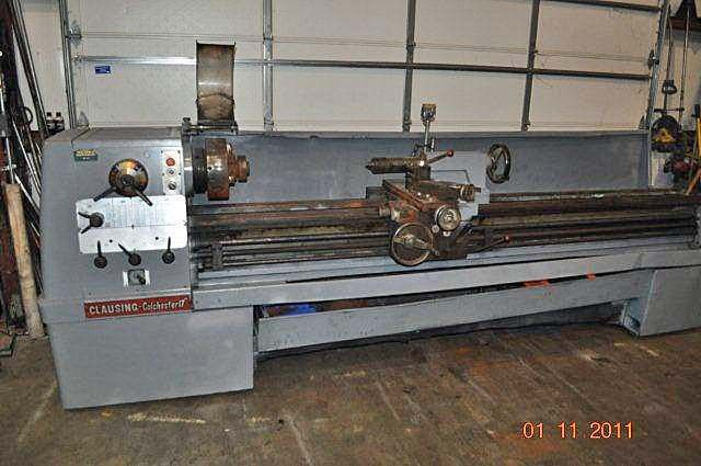 Clausing Colchester Engine Lathe 1600 rpm