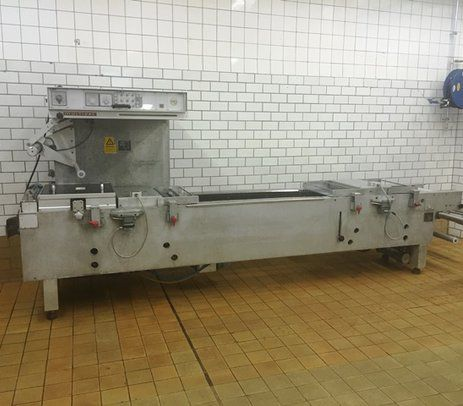 Multivac R-7000, Thermoformer Rejection: 350 m Width: 420 mm Depth: 160 mm