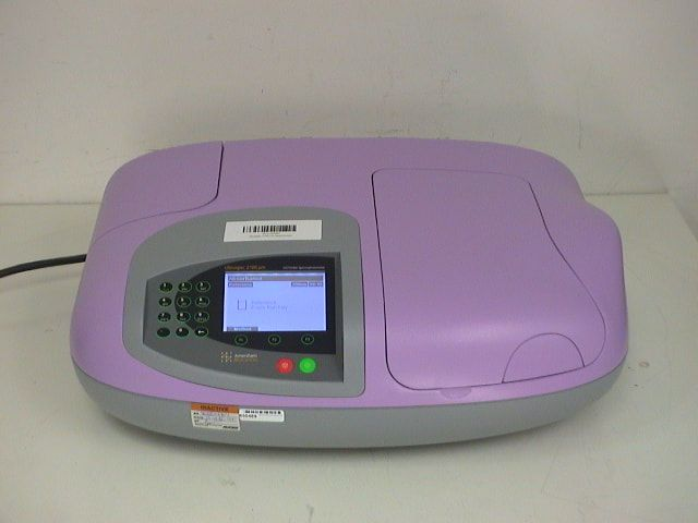 GE Healthcare Ultrospec 2100 Pro UV Visible Spectrometer