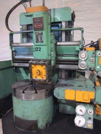 Bullard 36 inch Vertical borers