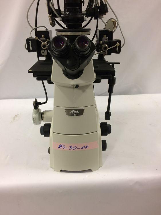 Nikon Ti-DH, Microscope