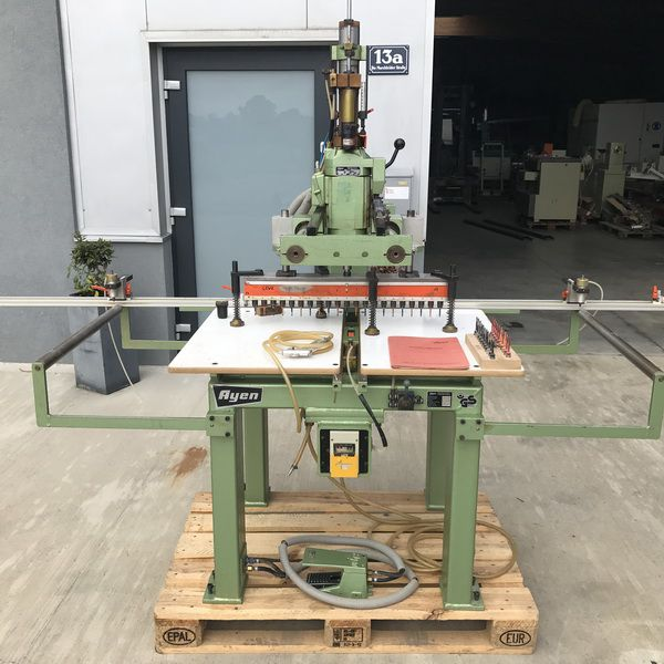 Ayen LRB 32/21, Drilling machine