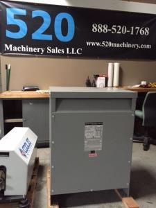 MGM 208-240 Transformer