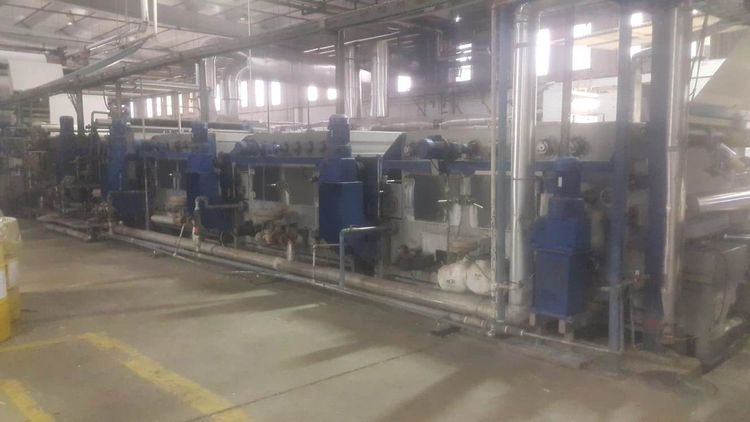 Brugman Open Width Continuous Washing