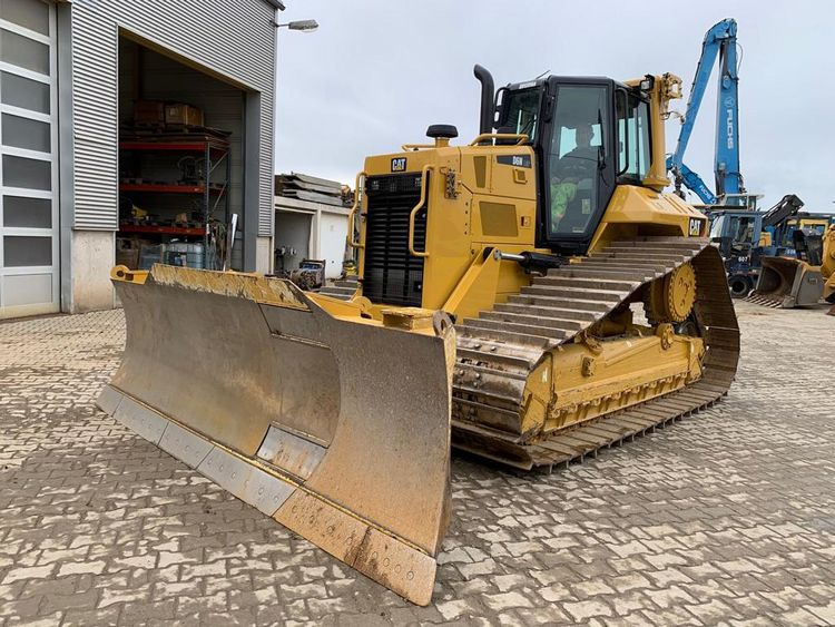 Caterpillar D6N LGP (3D_Trimble ready) Bulldozer