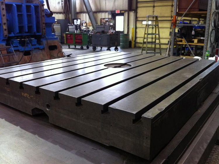 Union 130/6 5 Table Floor Boring N/A N/A axis cnc