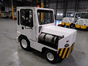 Tiger TIG-50, Propane Aircraft Tug/ Baggage Tractor
