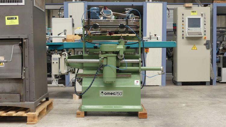Omec 750, Dovetailing Machine