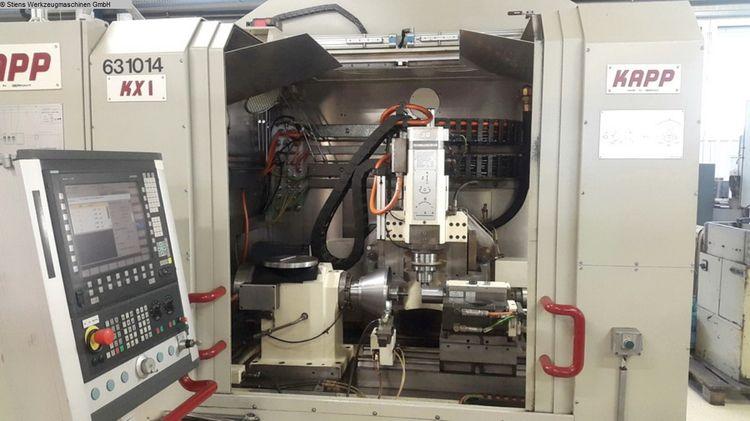 Kapp KX 1 Variable Gear Grinding Machine