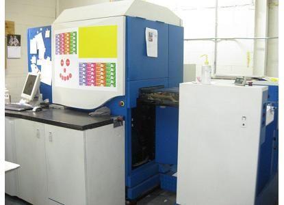 HP Indigo Ultrastream2000 4 Colors