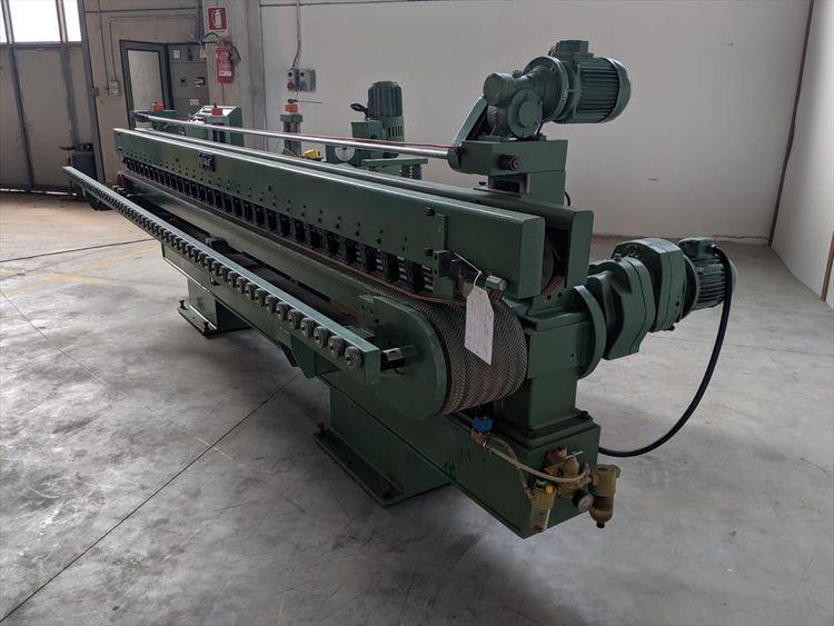 Tagliabue LB1, Cutter frame sanding machine