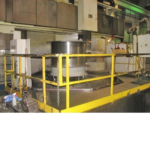 HNK VTC 30/40 Vertical Turning Center