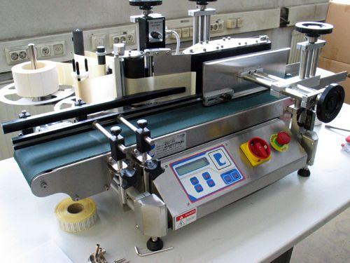 Elf 50, Label Machine