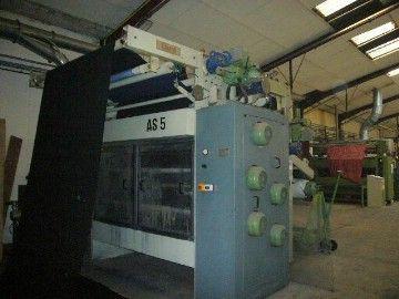 Caru Smeriglia AS/5 200 Cm Sueding Machine